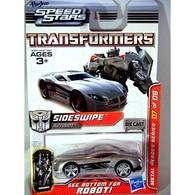 Hasbro transformers series sideswipe chevrolet corvette concept medium