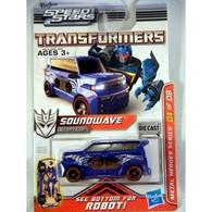 Hasbro transformers scion xb soundwave medium