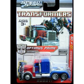 Optimus Prime 18 Wheels Truck Cab | Model Cars