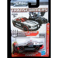 Hasbro transformers metal heroes series ford mustang police ca  medium