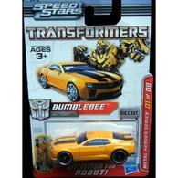 Hasbro transformers metal heroes series bumblebee chevrolet camaro ss  medium