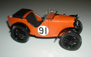 "Austin Seven ""Ulster"" 