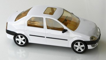 Renault Tondar 90 | Model Cars | Renault Tondar 90 by Dorj Toy