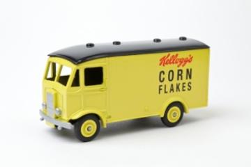 Albion Van Kellogg's Cornflakes | Model Trucks