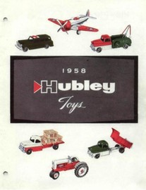 1958 Hubley Toys | Brochures and Catalogs | 1958 Hubley Toys