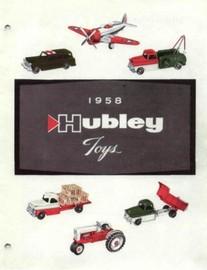 1958 Hubley Toys | Brochures & Catalogs | 1958 Hubley Toys