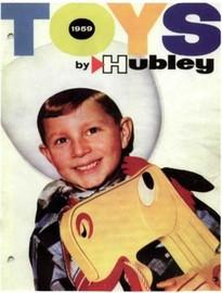 1959 Hubley Toys | Brochures & Catalogs