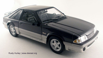 1992 Ford Mustang 5.0 GT | Model Cars