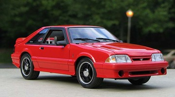 1993 Ford Mustang Cobra R | Model Cars