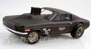 1968 Pork Chop Chop Shop Ford Mustang Black Sheep Gasser | Model Cars