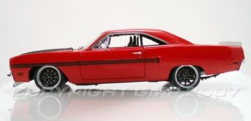 1970 Plymouth GTX 426 Hemi Street Fighter X | Model Cars
