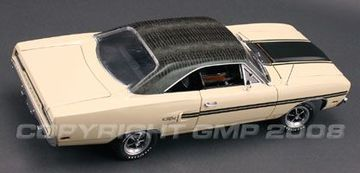 1970 Plymouth GTX with Gator Grain Roof | Model Cars