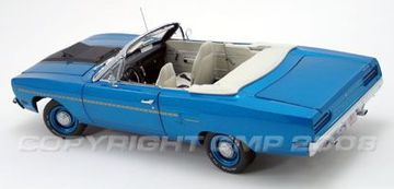 1970 Plymouth Road Runner Hemi Convertible | Model Cars