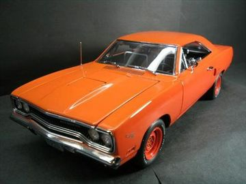 1970 Plymouth Road Runner Ready for the Strip Plain Jane | Model Cars
