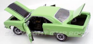 1970 Plymouth Road Runner Hemi | Model Cars