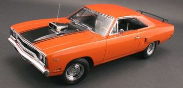 1970 Plymouth Road Runner with Supercharged Hemi | Model Cars
