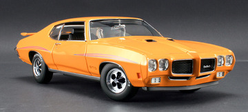 1970 Pontiac GTO The Judge | Model Cars