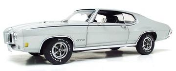 1970 Pontiac GTO Hardtop The Humbler   Model Cars