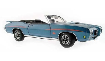 1970 Pontiac GTO The Judge Convertible | Model Cars