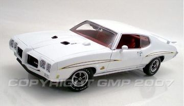 1970 Pontiac GTO The Judge Coupe | Model Cars