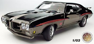 1970 Pontiac GTO The Judge Coupe | Model Cars