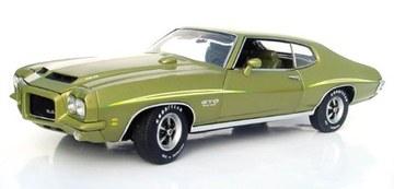 1971 Pontiac GTO Hardtop | Model Cars