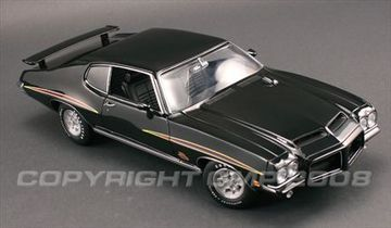 1971 Pontiac GTO The Judge Coupe | Model Cars