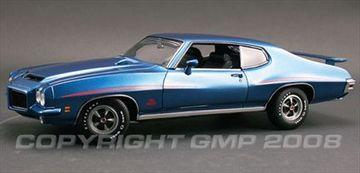 1971 Pontiac GTO The Judge Coupe | Model Cars