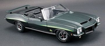 1971 Pontiac GTO The Judge Convertible | Model Cars