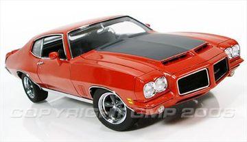 1972 Pontiac GTO Hardtop Ducktail Restomod | Model Cars
