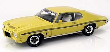 1972 Pontiac Le Mans | Model Cars