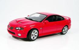 Pontiac gto red medium