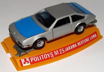 Lamborghini Jarama Bertone | Model Cars