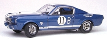 1965 Ford Mustang Shelby GT350R No.11B Mark Donohue | Model Cars