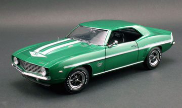 1969 Chevrolet Camaro Yenko | Model Cars