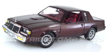 1986 Buick T-Type Turbo | Model Cars