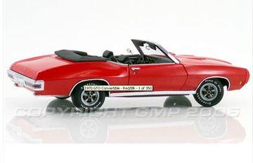 1970 Pontiac GTO Convertible | Model Cars