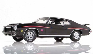 1971 Pontiac GTO The Judge Hardtop | Model Cars
