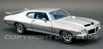 1971 Pontiac GTO The Judge | Model Cars