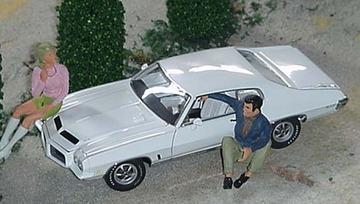 1972 Pontiac GTO Hardtop | Model Cars