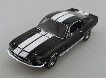1968 Shelby Ford GT500 Fastback | Model Cars