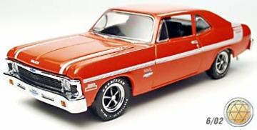 Chevrolet Nova 'Yenko Deuce' | Model Cars