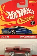 Hot wheels hot wheels classics%252c hot wheels classics series 2 1957 thunderbird model cars 39f89b2c f70f 475d b4c5 b8ecdb8f9329 medium