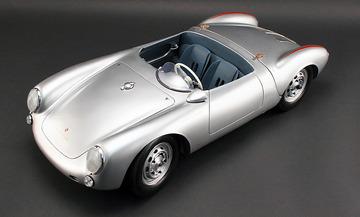 Porsche 550 Spyder | Model Cars