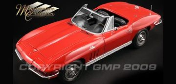 1965 Chevrolet Corvette Sting Ray Convertible | Model Cars