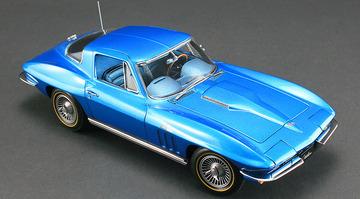 1965 Chevrolet Corvette Sting Ray | Model Cars
