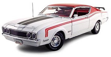 1969 Mercury Cyclone Spoiler II Cale Yarborough | Model Cars