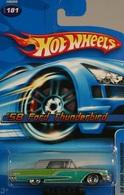 58 Ford Thunderbird | Model Cars