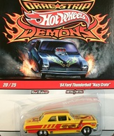 '64 Ford Thunderbolt 'Nazy Crate' | Model Cars
