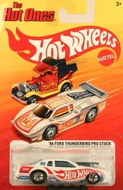 '86 Ford Thunderbird Pro Stock | Model Cars